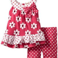 Amazon.com: Carter&#x27;s Watch the Wear Infant 2-Piece Tunic Set: Clothing