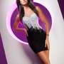2013 Tony Bowls Short Dress TS11354 at Peaches Boutique