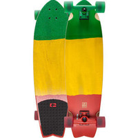 Globe Chromantic Cruiser Skateboard Rasta One Size For Men 21536994701
