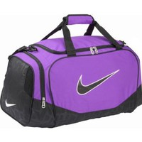 Amazon.com: Nike Brasilia 5 X Small Duffle - Bright Violet: Clothing