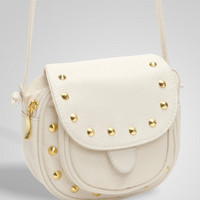 Rockwell Studded Cross Body Purse