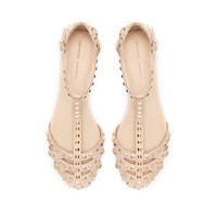 STUDDED SANDAL - Shoes - Woman - ZARA United States