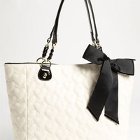 Betsey Johnson 'Be My One & Only' Tote | Nordstrom