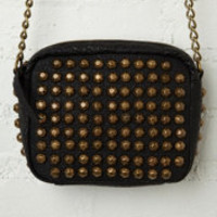 Free People Hammered Stud Zip Crossbody at Free People Clothing Boutique