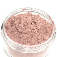 Mineral Blush Light Peach blush warm tone matte