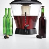 wine making kit at RedEnvelope.com