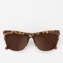 UrbanOutfitters.com > High Brow Rimless Rectangle Sunglasses