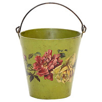 One Kings Lane - Shades of Spring - French Pail