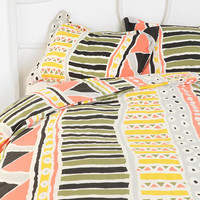 Urban Outfitters - Bauhaus Stripe Sham - Set Of 2