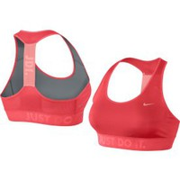 Nike Women&#x27;s Elastika Short Bra