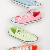 Converse Ox Washed Neon
