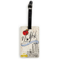 Rosanna New York Luggage Tag