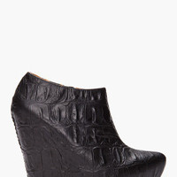 Jeffrey Campbell Leather Zoe Wedges for women