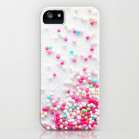 Sugarpearls iPhone Case by M✿nika  Strigel	 | Society6 for iphone 5 + 4 S + 4 S + 4 + 3 GS + 3 G + ipod Touch Skin + laptop skin + PILLOW