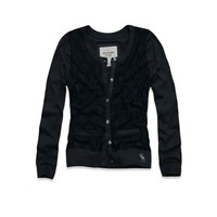Abercrombie & Fitch - Shop Official Site - Womens - Sweaters - Cardigans - Janna