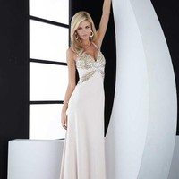 Jasz Couture Dress 4627 at Peaches Boutique