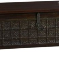Vintage Dowry Chest