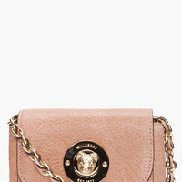 Mulberry Beige Teddy Mini Bag