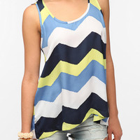 Urban Outfitters - Jack By BB Dakota Allison Stripe Tank Top