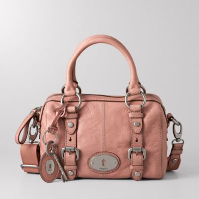 FOSSIL® Handbag Silhouettes Satchel & Shoulder:Womens Maddox Small Satchel ZB4512