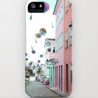 street party - iPhone case