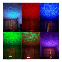 Amazon.com: DUSIEC Ocean Relax Projector Pot Music Input,ocean Light,ocean Lamp,music Projection: Home Improvement