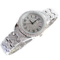Original Melissa Crystals Fashion Watch