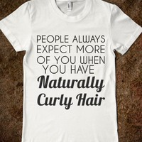 naturally curly hair - glamfoxx.com