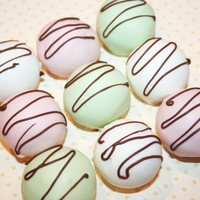 Deliciously Drizzled Cake Truffles