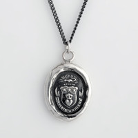 Power of Intention Talisman Necklace