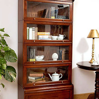 Libreria Bookcase Globe - Muebles Clsicos - Libreros Clsicos