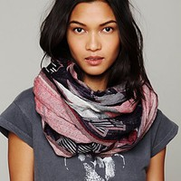 Free People Artisan Loop Scarf