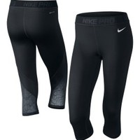 Nike Women&#x27;s Pro Hypercool Flash Capri - Dick&#x27;s Sporting Goods