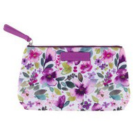 Christine large pouch bluebellgray