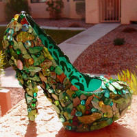 Emerald Lights by Shoes of Imagination
