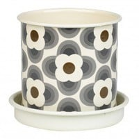 Retro To Go: Orla Kiely Plant Pots from Bloomsbury & Co