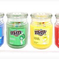 $13.99 for Two 18 Oz. M&amp;M&#x27;s Candles ($29.98 List Price). Seven Scents Available. Free Returns.