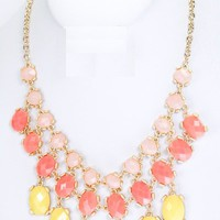 Piace Boutique - Harper Necklace (multiple colors) in Pre-Order