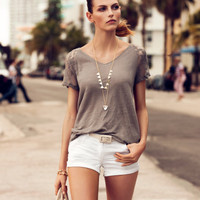 Linen Top - from H&amp;M