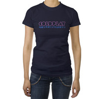 Coldplay Official Store | 2012 North American Tour Symbol Women's Tee