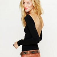 Free People Solid Low Back Cami at Free People Clothing Boutique