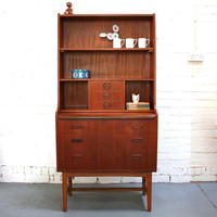 Winter's Moon ? Vintage Storage Unit / Bureau
