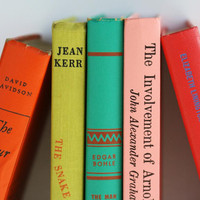 Bright Color  Books 5  Instant Library Collection by by jaysworld