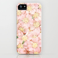 Pink Bloom  iPhone Case by Bree Madden  | Society6