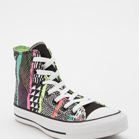Converse Chuck Taylor All Star Mixed Print High-Top Sneaker