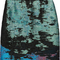 Proenza Schouler | Tweed mini skirt | NET-A-PORTER.COM