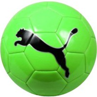 Puma Fluorescent Cat Soccer Ball - Green - Dick&#x27;s Sporting Goods