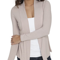 Ribbed Knit Wrap | Shop Tops at Wet Seal