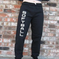 Amazon.com: Vertical Softball Sweatpants: Sports & Outdoors