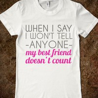 Best Friend Secrets